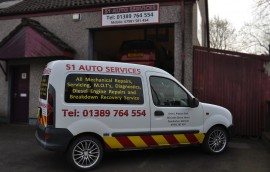MOT Garage Dumbarton & MOT Test Centre